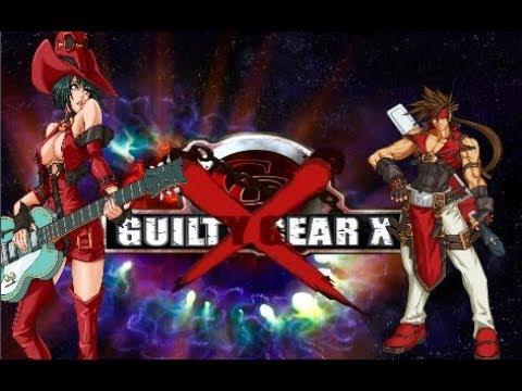 Guilty Gear X Ver.1.5(JUEGO ARCADE LISTO PARA PC)(AÑO 2003)
