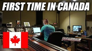 First Time In Canada | Detroit Music Video | Vlog Ep 81