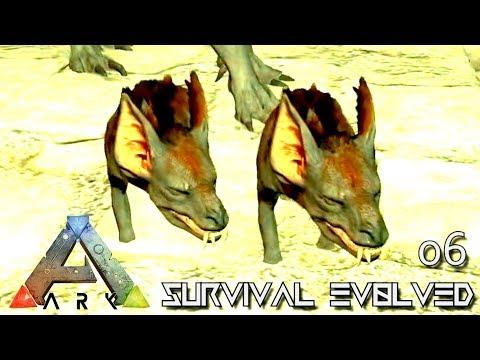 ARK: ABERRATION - BABY RAVAGER BREEDING & HAZARD SUIT E06 ( GAMEPLAY ARK: SURVIVAL EVOLVED ) !!!