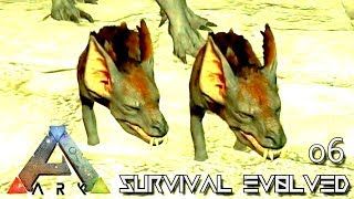 ARK: ABERRATION - BABY RAVAGER BREEDING & HAZARD SUIT E06 ( GAMEPLAY ARK: SURVIVAL EVOLVED ) !!!