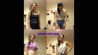 CONCERT OUTFIT IDEAS| Sheree Chinn