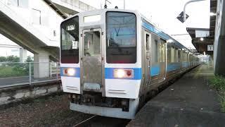 2020.09.27 - 415系普通列車6321M(川尻)