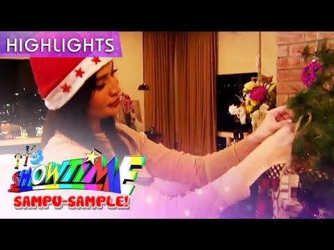 Anne Curtis' home visit | It's Showtime