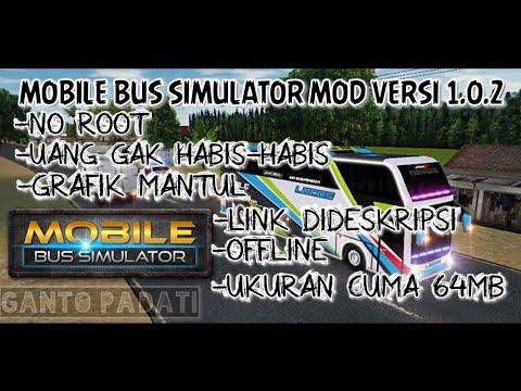 Mobile Bus Simulator Mod Versi 1.0.2|No Root