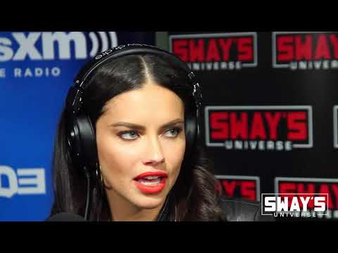 Adriana Lima Talks Kylie Jenner Being Named Fashion Icon of the Decade