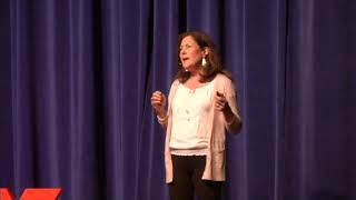 Hello, Anxiety! | Jeanne Lemlin | TEDxYouth@MountEverettRS