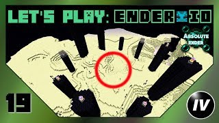 Let's Play Ender IO - Ep 19 - End Dimension Visit