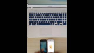아이폰5S VS 아이폰 SE (지문인식 속도)