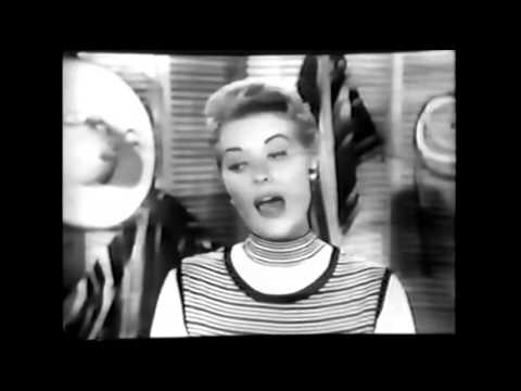 "Patti Page - ""South of the Border"" (1950s)"