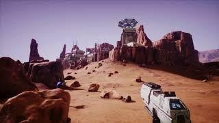 Memories of Mars — трейлер