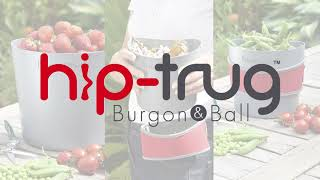 Burgon & Ball hoftekurv - stor video