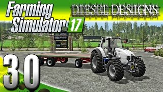 Farming Simulator 2017 Gameplay :EP30: Lamborghini Tractor & 60 SHEEP?! (PC HD Goldcrest Valley)