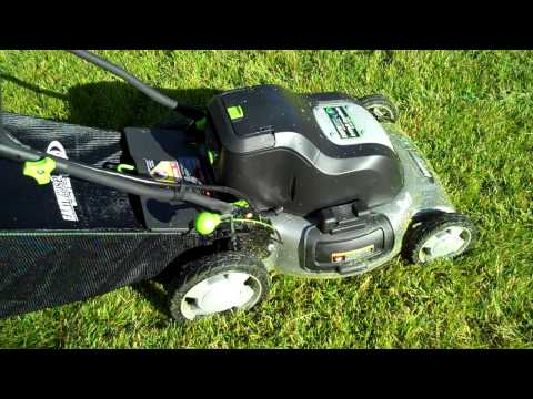 Review Of 24 Volt Cordless Battery Operated Earthwise