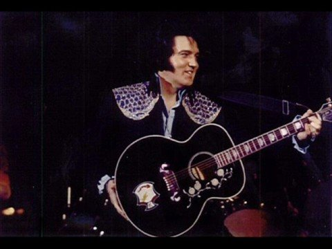 Elvis Presley  Johnny b goode