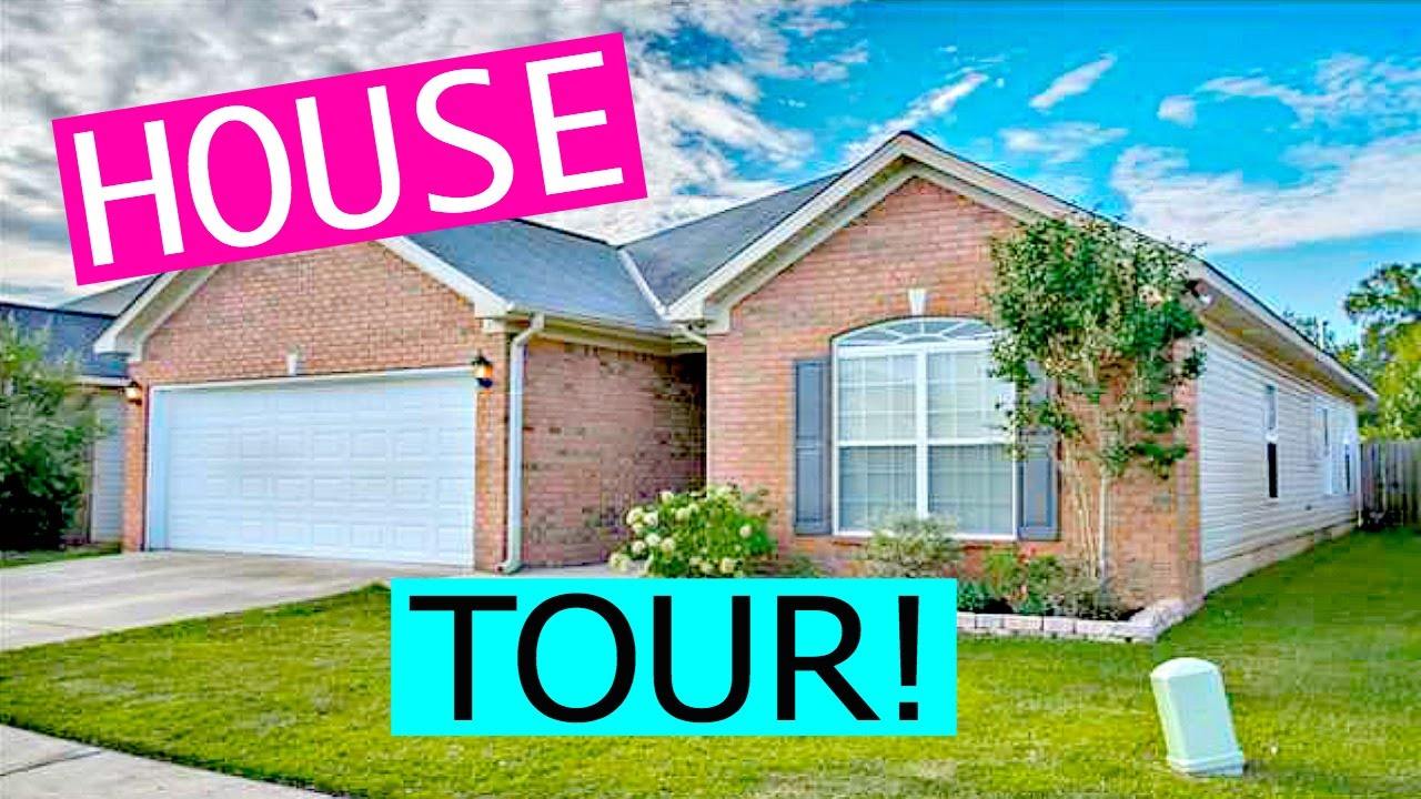HOUSE TOUR!! (Tracy)