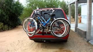 My Cheap Rhodes Gear Bike Carrier Got Goodwill