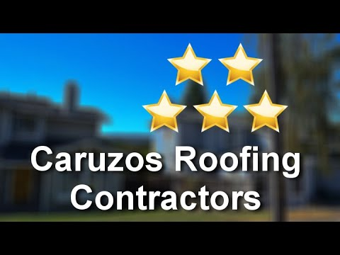 Nice Caruzos Roofing Contractors Redwood City Perfect Five Star Review By A C.
