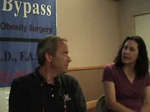 Husband and Wife Mini-Gastric Bypass Patients