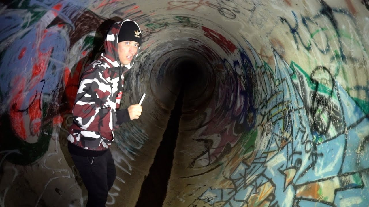 we-got-chased-out-of-the-haunted-faze-rug-tunnel