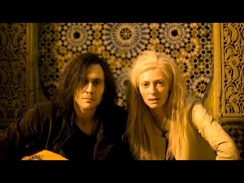 Tom Hiddleston and Tilda Swinton ONY LOVERS LEFT ALIVE new trailer