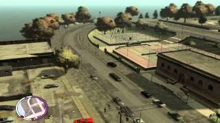 GTA 4 gameplay(ati hd 4850 gddr5 1gb)