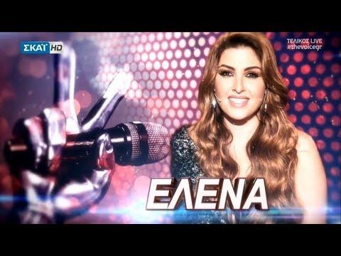The Voice of Greece - Οι καλύτερες στιγμές της Έλενας Παπαρίζου