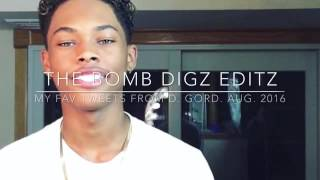 Favorite Devin Gordon Tweets Aug. 2016 | The Bomb Digz Editz |