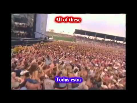 Stone Temple Pilots - Interstate Love Song subtitulado ( español - ingles )