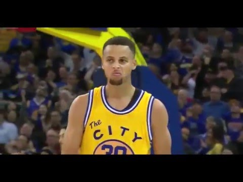 Every Made Shot from Stephen Curry during the Golden State Warriors