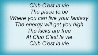 Watch Sasha Club Cest La Vie video