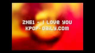 [HUN SUB] 2NE1 - i love you