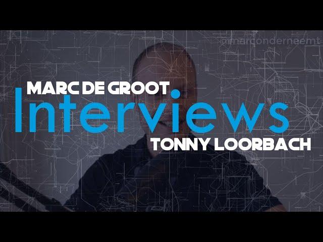 Doelgerichte SEO met Tonny Loorbach