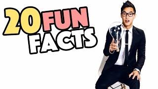 20 Fun Facts: WES!
