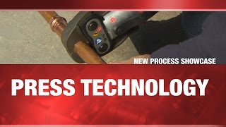Milwaukee® FORCE LOGIC™ Press Tool System - New Process Showcase