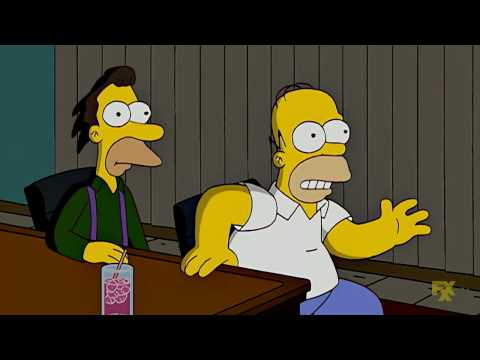 The Simpsons - Honest Opinions - Focus Group - Homer Lenny Carl