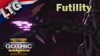 Dark Eldar vs Adeptus Mechanicus Battlefleet Gothic Armada 2 Multiplayer