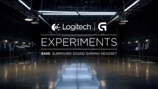 SURROUND SOUND WINS - Logitech G430 Gaming Headset