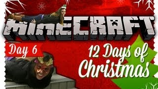 """PLANKING"" 12 Days of Christmas Minecraft Special - DAY 6"