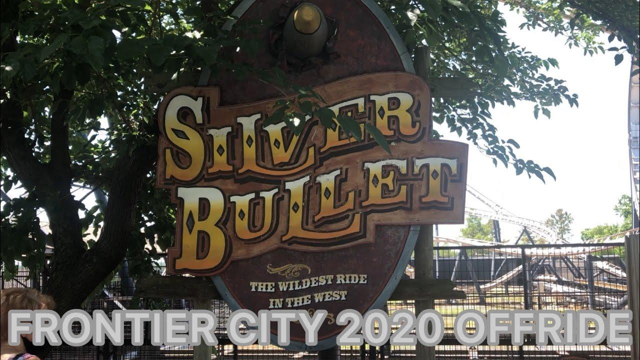 Silver Bullet Frontier City 2020 Offride