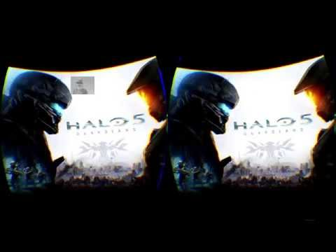 HALO 5 Xbox One  Windows 10 Oculus Rift VR : 5hr VR Legendary Mission 1 & 2