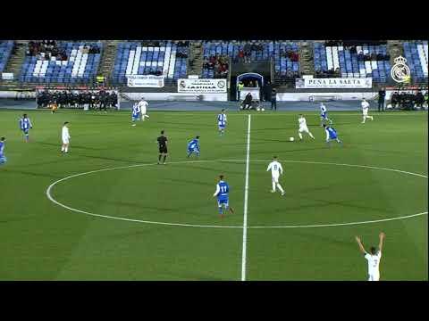 Real Madrid Castilla 1 - SD Ponferradina 1   Doovi