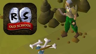 Your First 1M GP on OldSchool RuneScape Mobile (F2P)