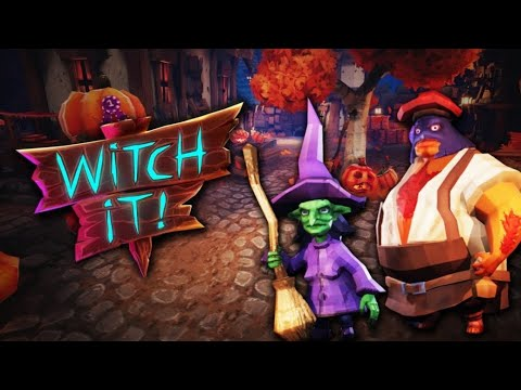WITCH IT JE ZPÁTKY! [MarweX&Citron&Bauchyč&Porty]