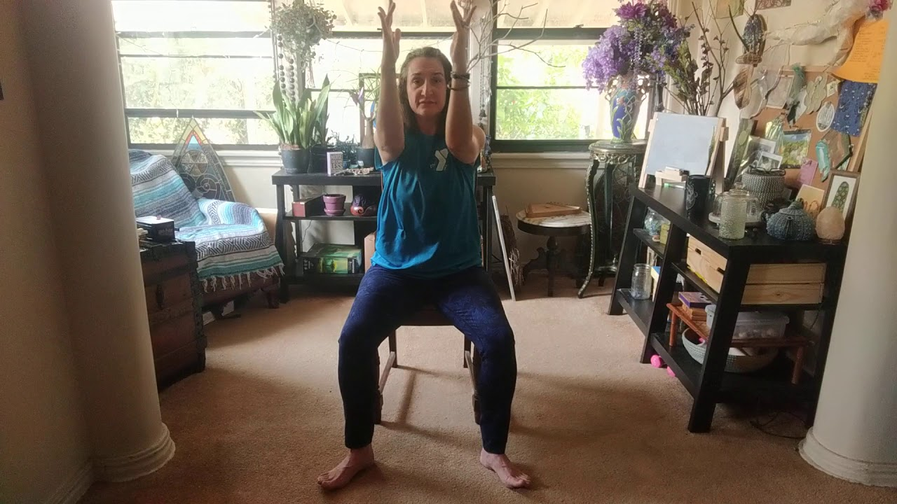 Silver Sneakers: Chair Yoga - Tuesday