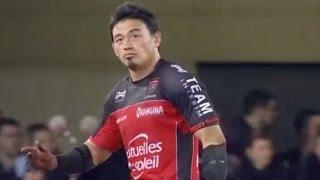 Goromaru est le plus mauvais joueur japonais du Top 14 (avec Trinh-Duc)