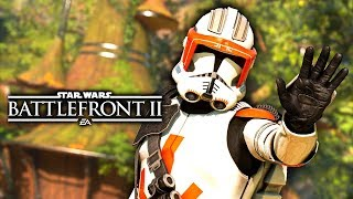 Star Wars Battlefront 2 - Funny Moments #9