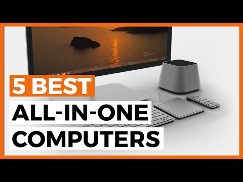 Best All-in-one Desktop Computers In 2020 - What Is The Best All-in-one Computer For A Home Office?