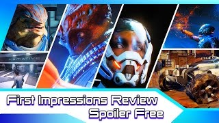 Mass Effect: Andromeda | First Impressions Review (Spoiler Free)