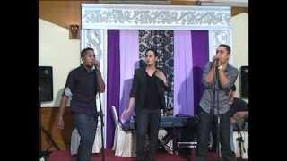 GAMBUS ARAB - HENNA .- Vicar Alfayeth & Kiki & Fuad Balfhas . LIVE At Jakarta