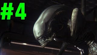 ALIEN ISOLATION EVERYONE IS CRAZY  PART 4  !drink